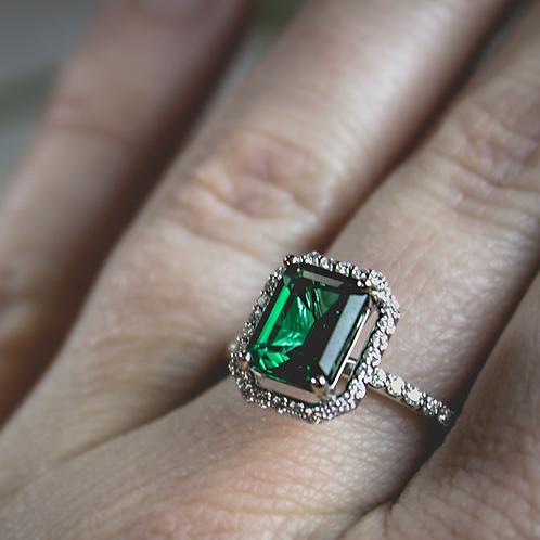 Daphne Tourmaline Ring