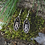 Thumbnail: Bridge Tower Oval Earrings