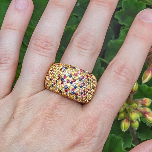 Julia Sapphire Ring