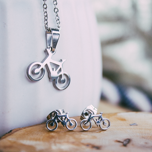 Stainless Steel Bicycle Set