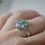 Thumbnail: Apatite Flower Ring