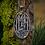 Thumbnail: Moonlight Raccoon Necklace