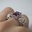 Thumbnail: Karigan Amethyst Ring