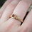 Thumbnail: Pink Diamond Carriage Ring