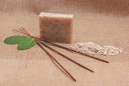 Sandalwood Patchouli Fusion Soap Bar