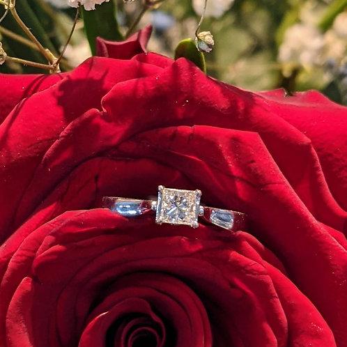 Verity Diamond Ring