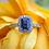 Thumbnail: Naru Sapphire Ring