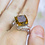 Thumbnail: Dawn Citrine Ring