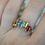 Thumbnail: Multi-Gemstone Rainbow Ring