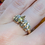 Thumbnail: Imperial Topaz Marquise Ring