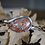 Thumbnail: Copper Firebrick Sterling Silver Cuff