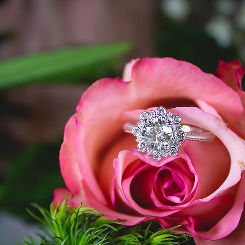 Jia Diamond Ring