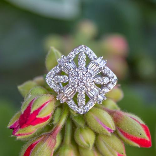 Margot Diamond Ring