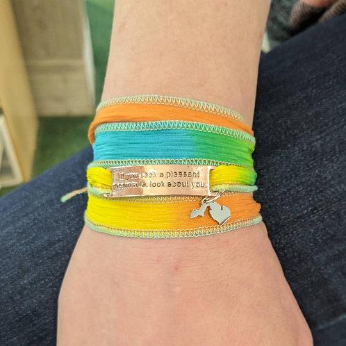 Copper Peninsula Bracelet