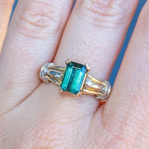 Odessa Tourmaline Ring
