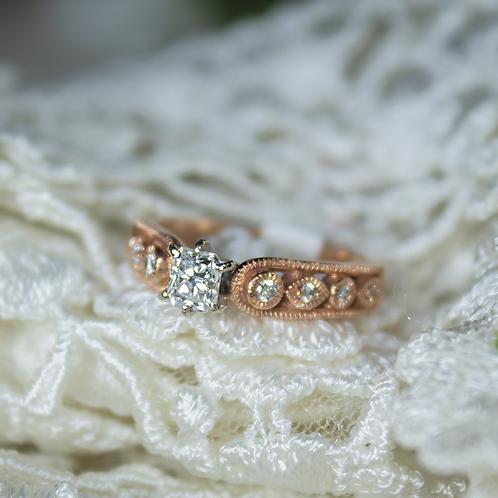 Rosalie Diamond Ring