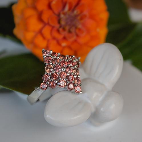 Kendra Garnet Ring