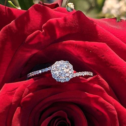 Jane Diamond Ring