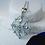 Thumbnail: Elsa Blue Topaz Necklace