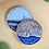 Thumbnail: 350th Commemorative St. Ignace Coin Keychain