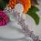 Thumbnail: Amethyst Flower Bracelet