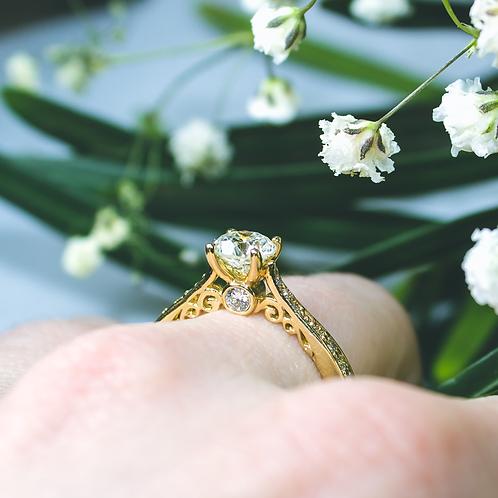 Gianna Diamond Ring