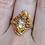 Thumbnail: Vintage Citrine Ring