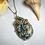 Thumbnail: Leland Blue Wrap Necklace