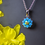 Thumbnail: Forget-Me-Not Necklace