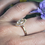 Thumbnail: Marquise-Cut Diamond with Halo