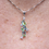 Thumbnail: After the Rain Drop Necklace