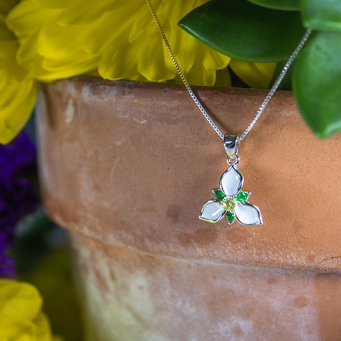 Trillium Necklace