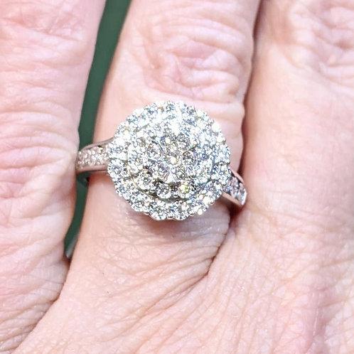 Delia Diamond Ring