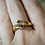 Thumbnail: Multi-Gemstone Crossover Ring