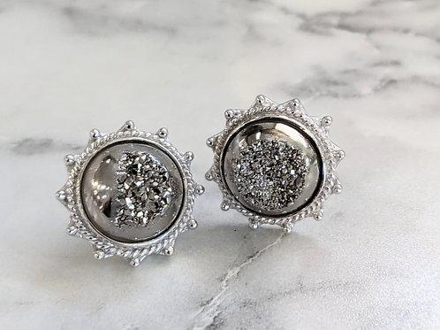 Jersey Quartz Earrings