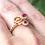 Thumbnail: Modern Ruby Ring