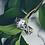 Thumbnail: Braided Diamond Marquise Ring