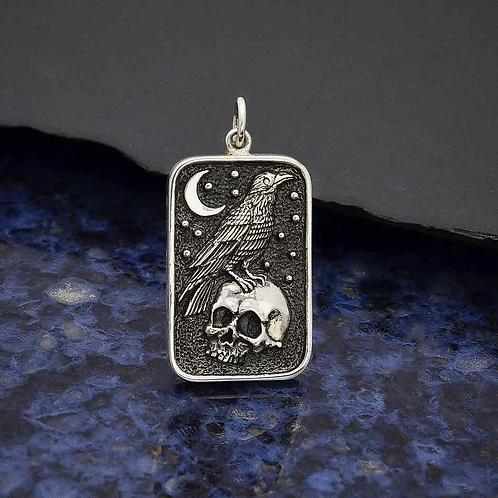 The Raven Pendant