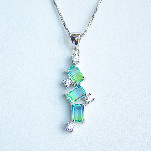 After the Rain Drop Necklace
