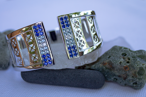 Mackinac Bridge Tower Bracelet