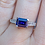 Thumbnail: Esme Sapphire Ring