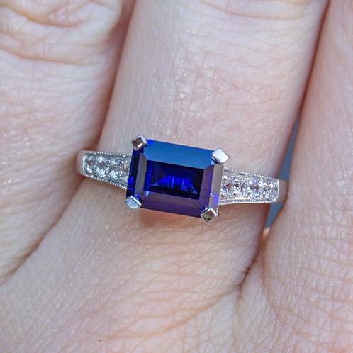 Esme Sapphire Ring