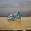 Thumbnail: BIRTHSTONE  Pine Cone Ring