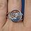 Thumbnail: Women's Mackinac Bridge  Wave Ring