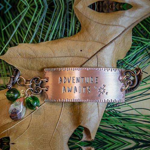 Adventure Awaits Bracelet
