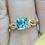 Thumbnail: Yara Blue Topaz Ring