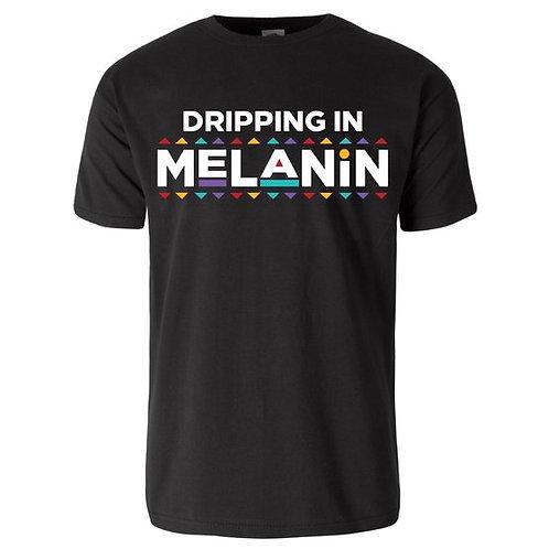 Unisex Dripping in Melanin