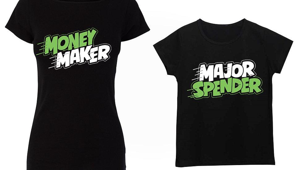 Mommy and Me ( Money Maker) (Major Spender)