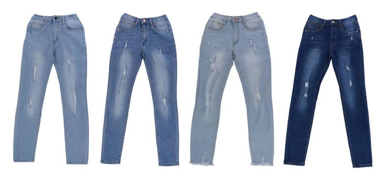 Ladies Denim Jeans Collection 1