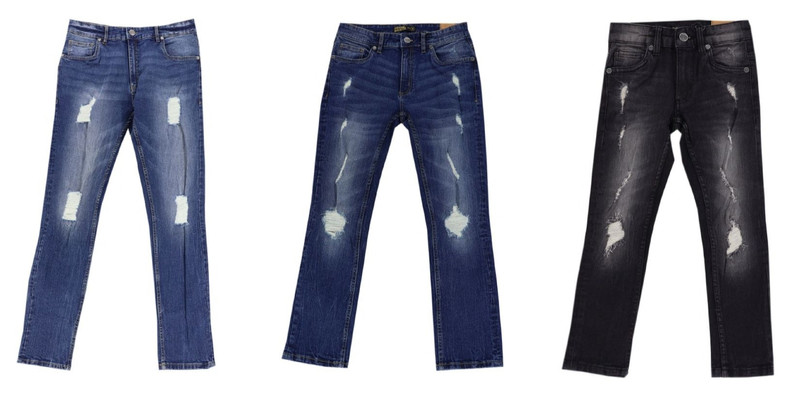 Men Denim Collection 1